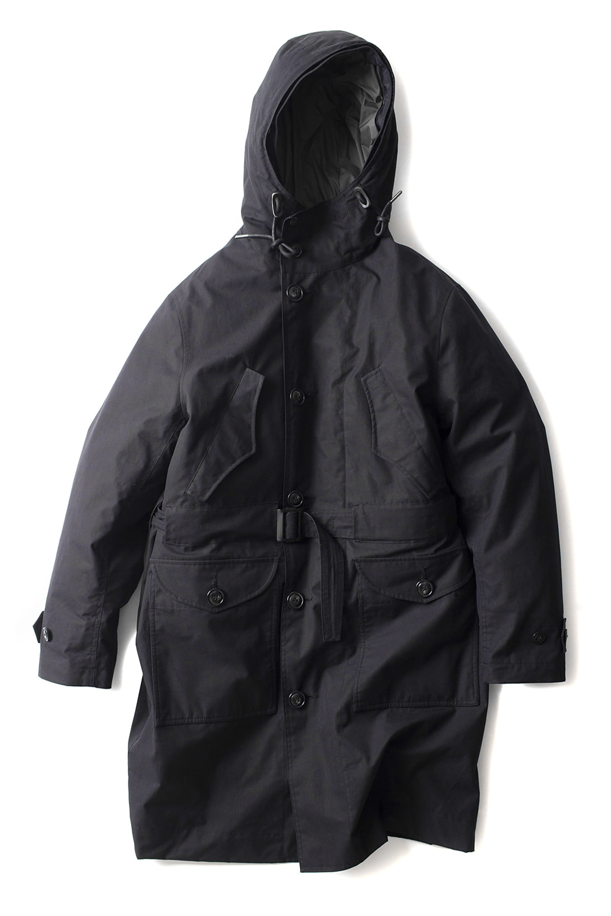 Eastlogue : Changjin Battle Parka (Black)