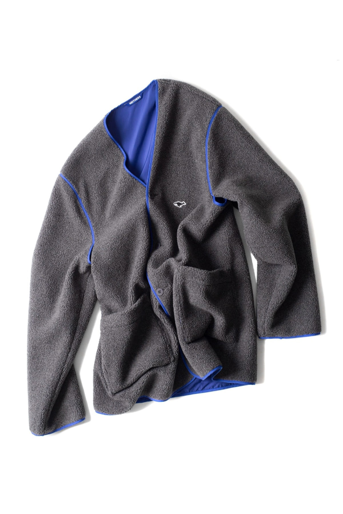 NEITHERS : Liner Jacket (Grey)