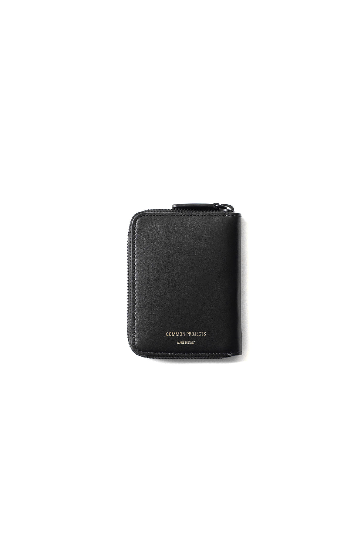 Common Projects : Zip Coin Case (Black)