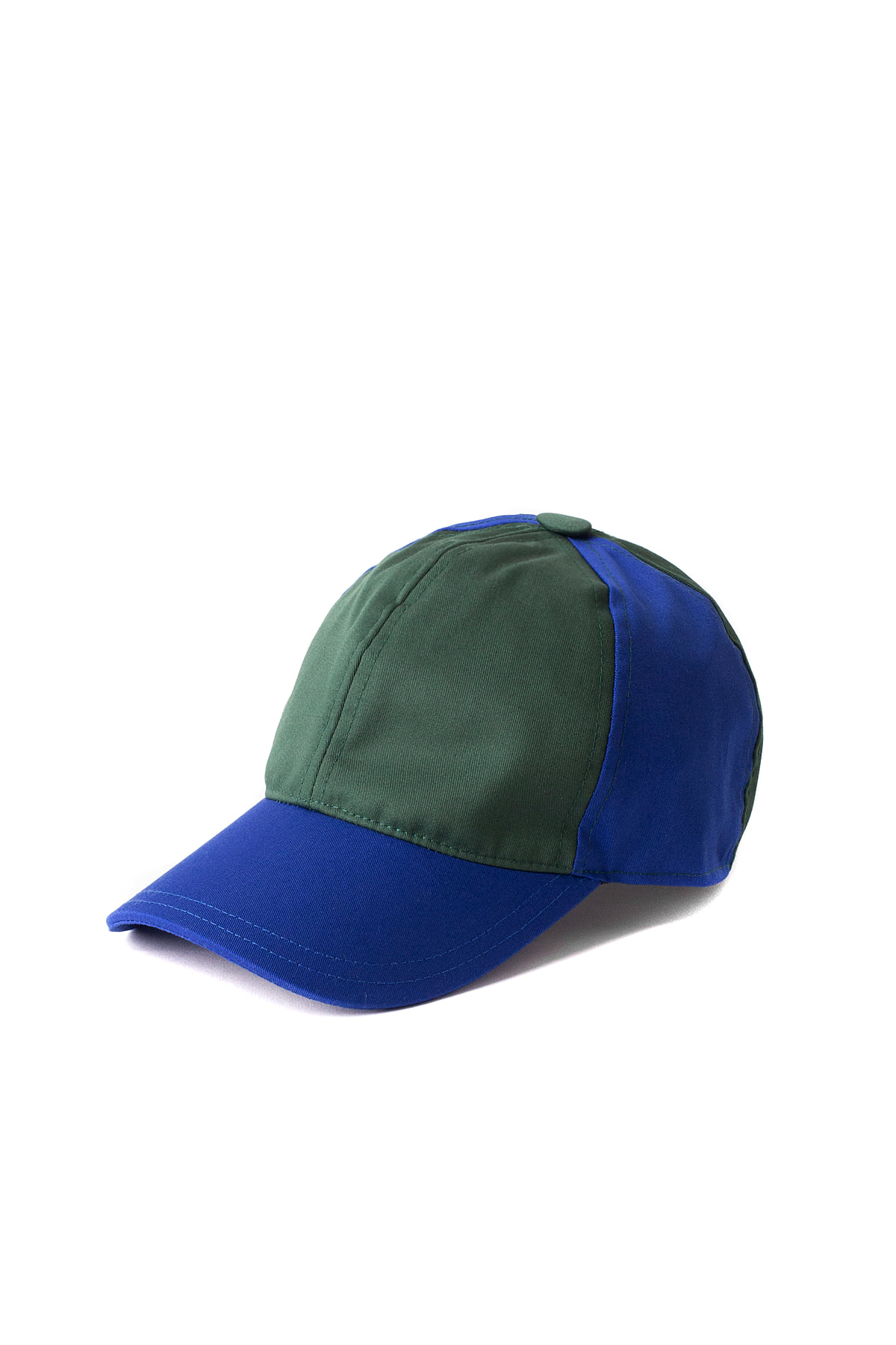 SUNNEI : Baseball Cap (Green / Navy)