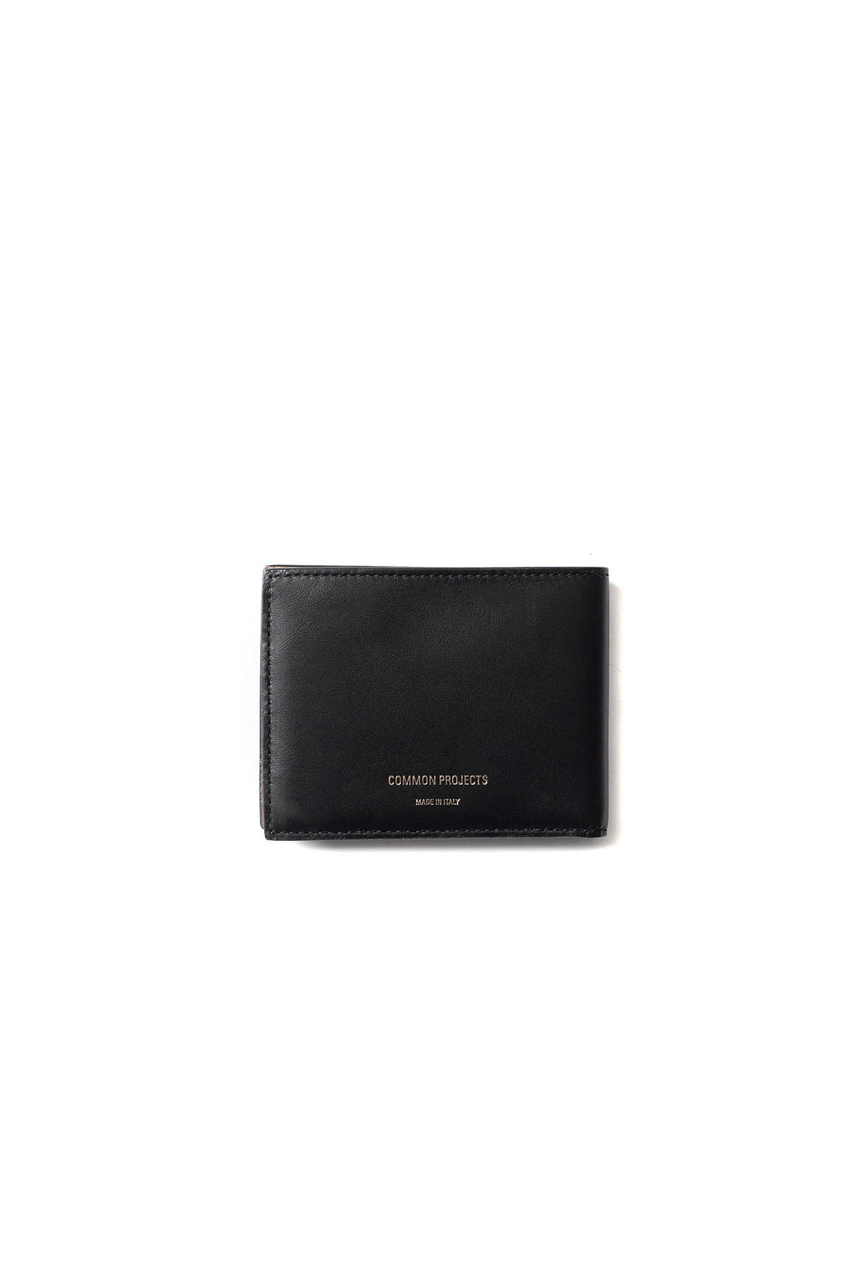 Common Projects : Standard Wallet 6CC (Black)
