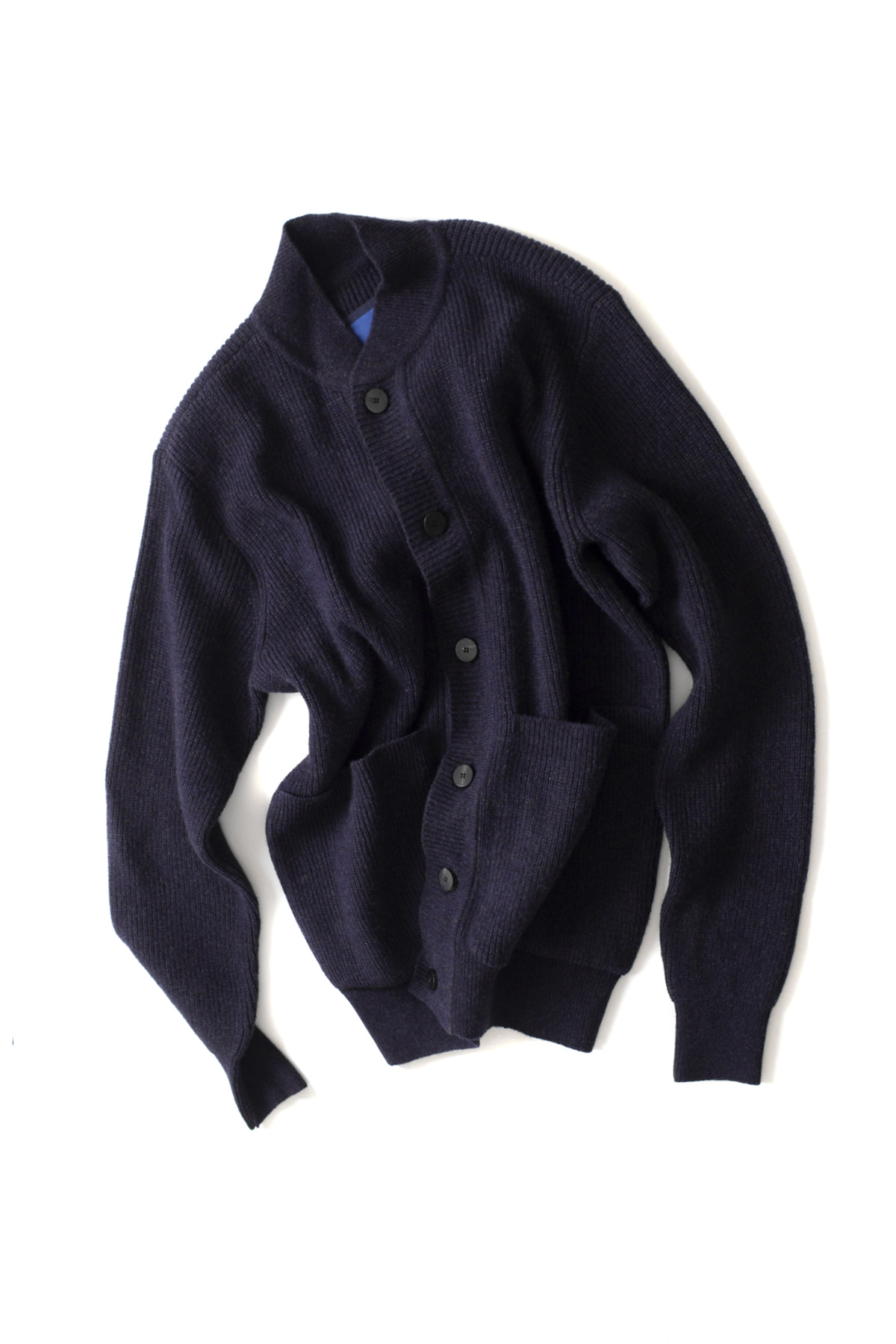 Document : The Document Knit Blouson (Navy)