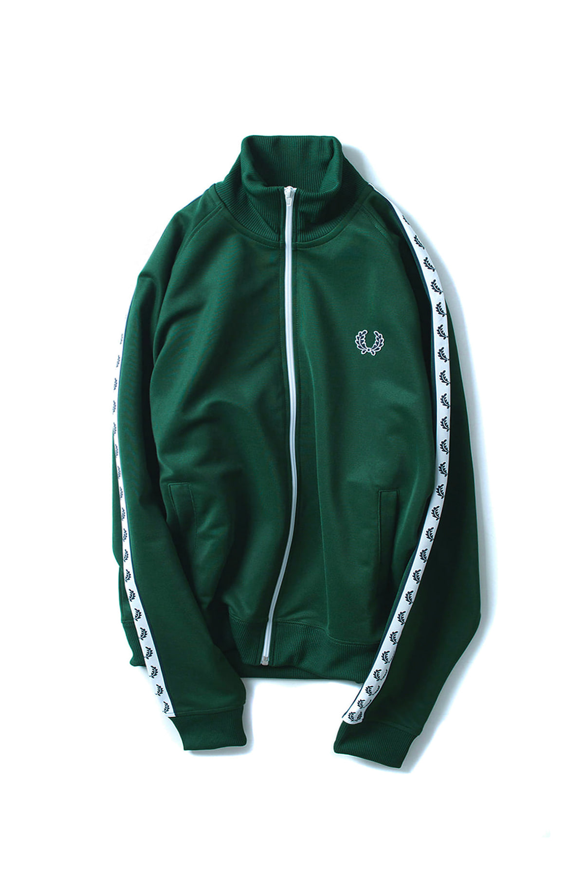 FRED PERRY : Taped Track Jacket (Ivy)