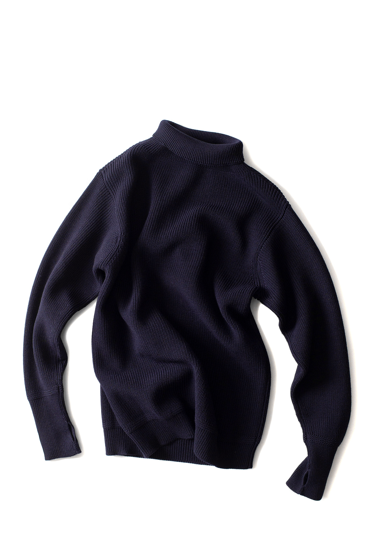 Andersen-Andersen : Sailor Turtleneck (Navy)