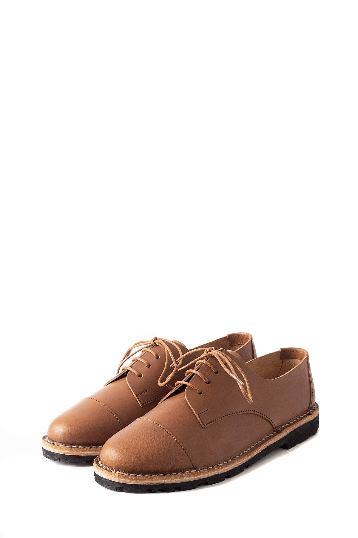 STEVE MONO : Artisanal Shoe 10/03 (Brown)