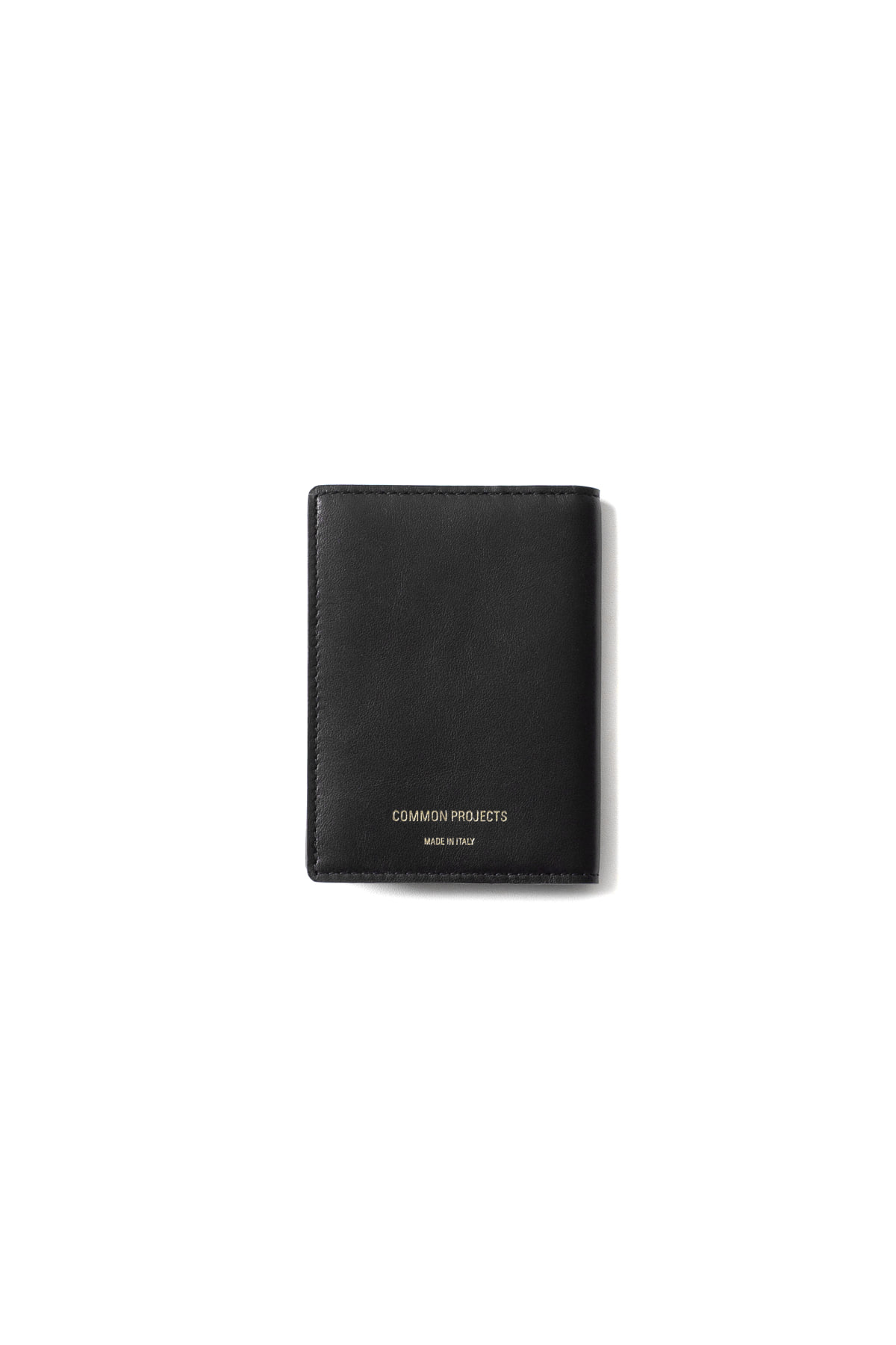 Common Projects : Card Holder Wallet (Black)