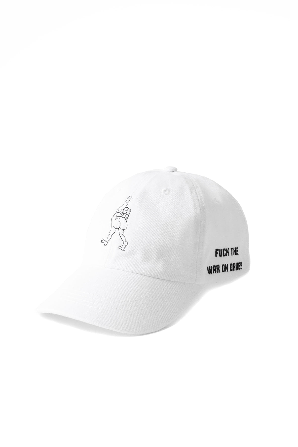 Soulland : Baseball Cap (White)