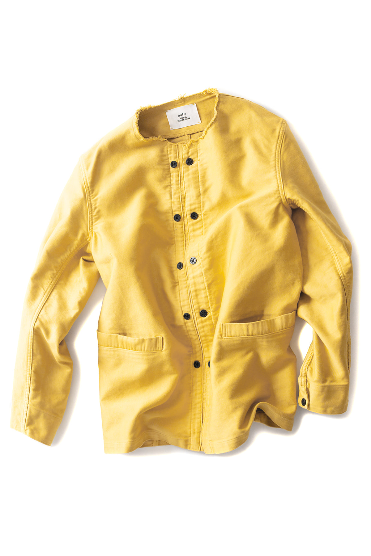 OUTIL : Veste Vic (Yellow)