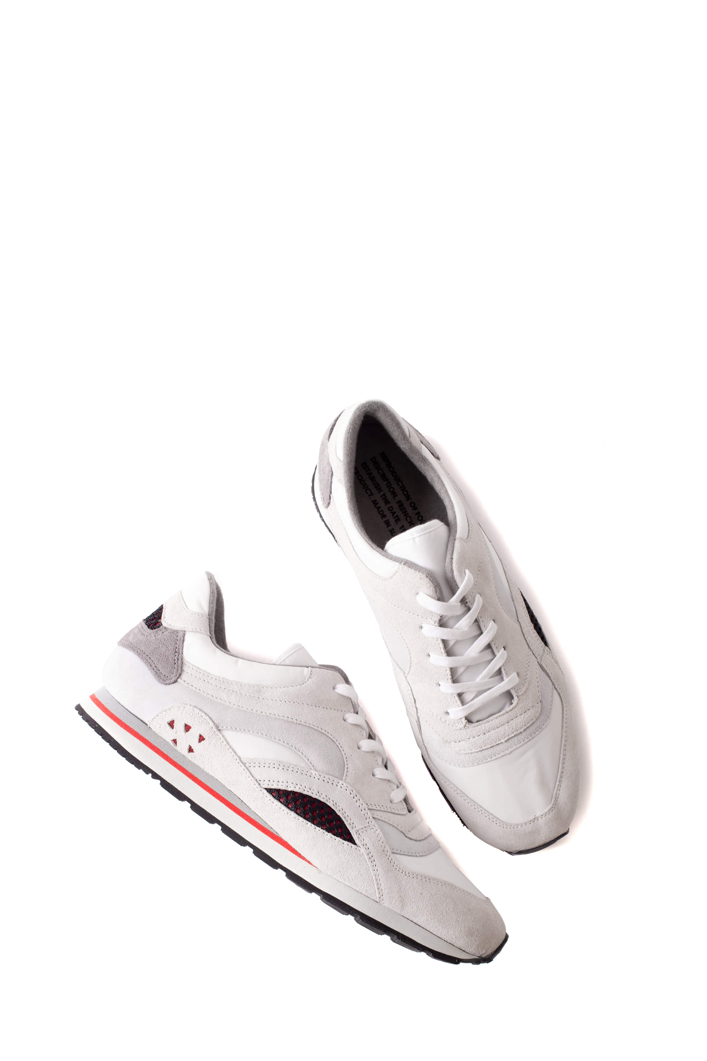 REPRODUCTION OF FOUND : French Military Trainer 1400 (White)