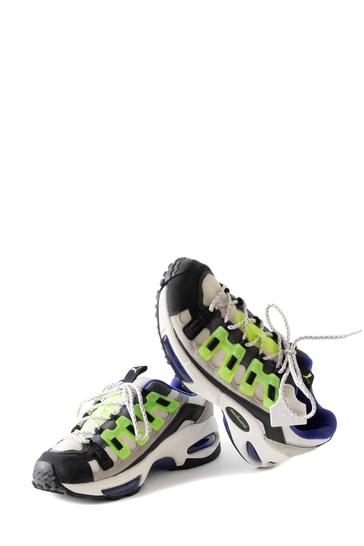 PUMA x Sankuanz : Cell Endura Sankuanz (Cream / Green / Black)