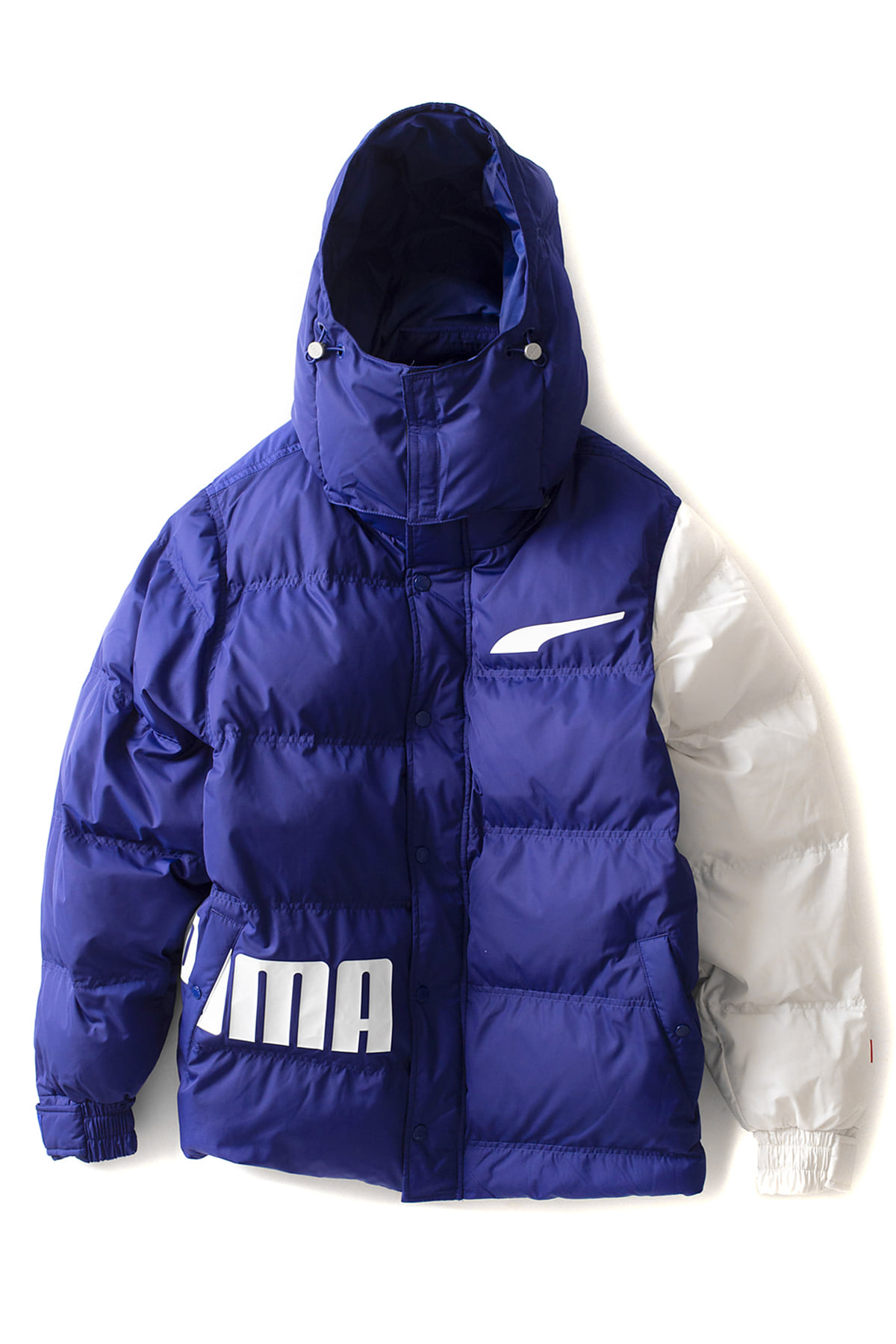 PUMA x Ader Error : PUMA x ADER Jacket (Blueprint)