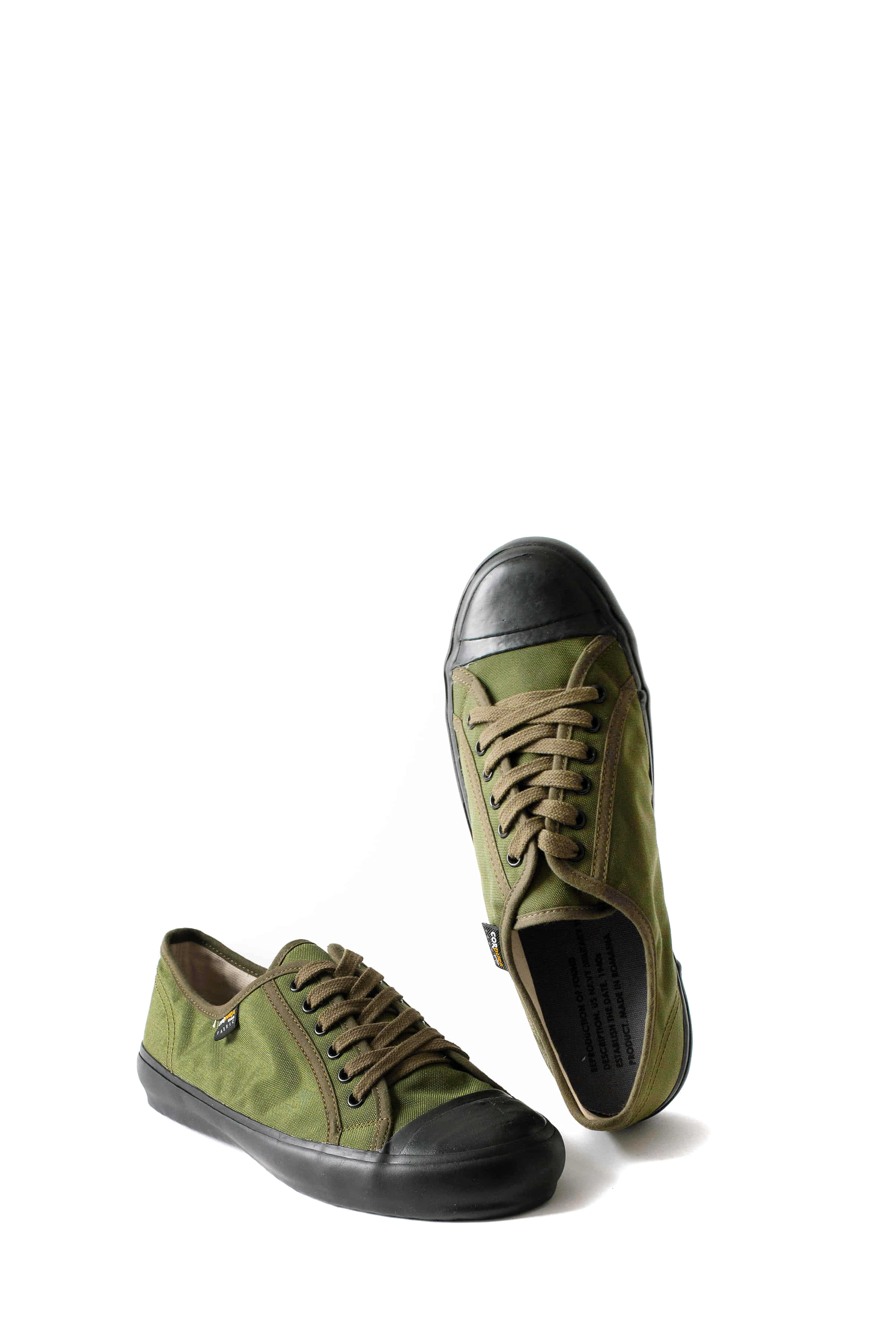REPRODUCTION OF FOUND : US Navy Military Trainer 5500 (Olive)