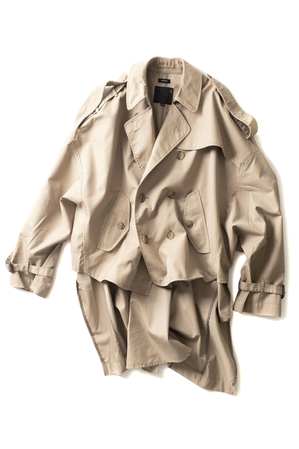 R13 : Tuck-In Trench (Khaki)