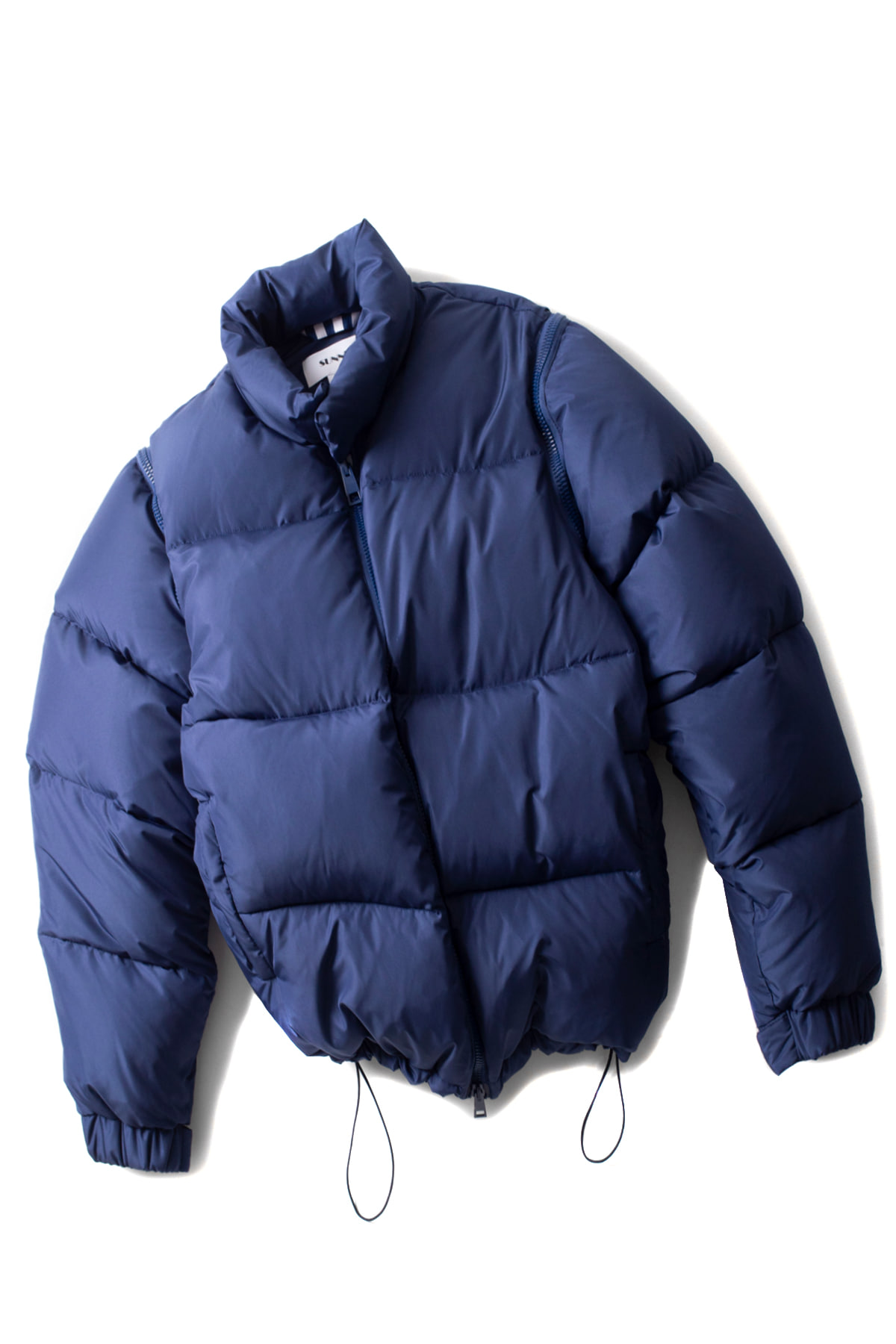 SUNNEI : Puffy Jacket (Blue)