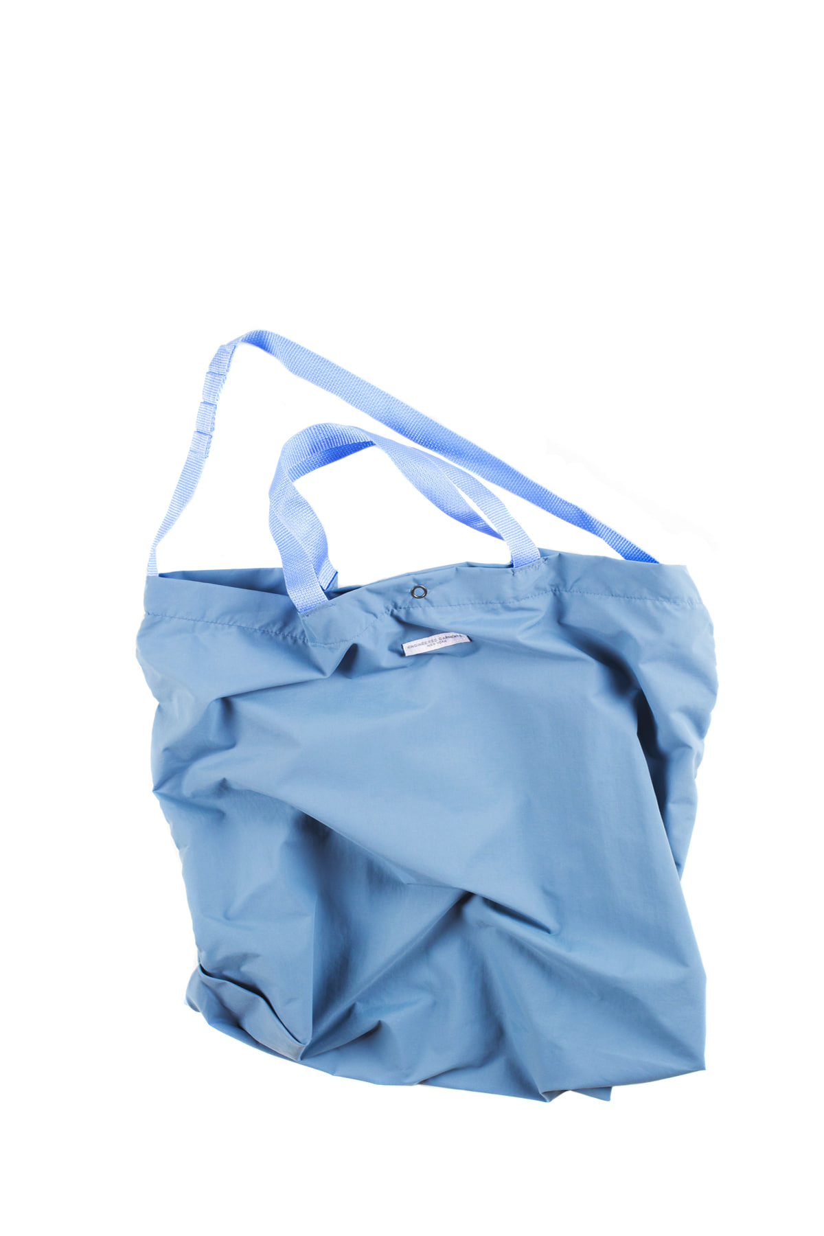 Engineered Garments : Carry All Tote (Blue)