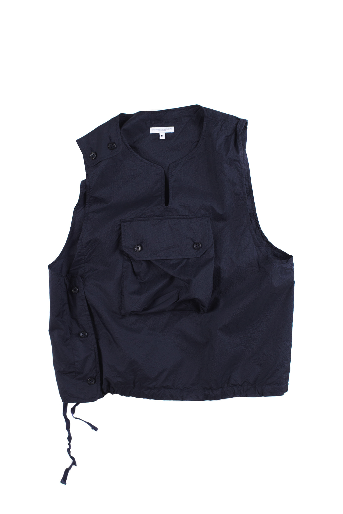 Engineered Garments : Cover Vest (Navy)