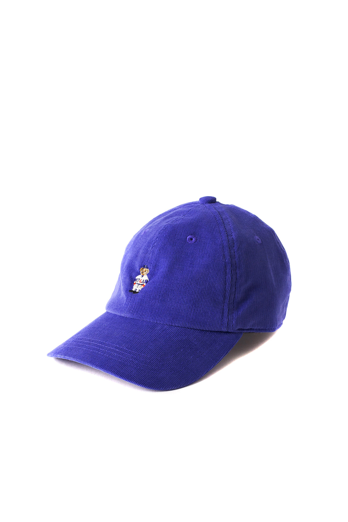 Infielder Design : Bear Cap (Blue)