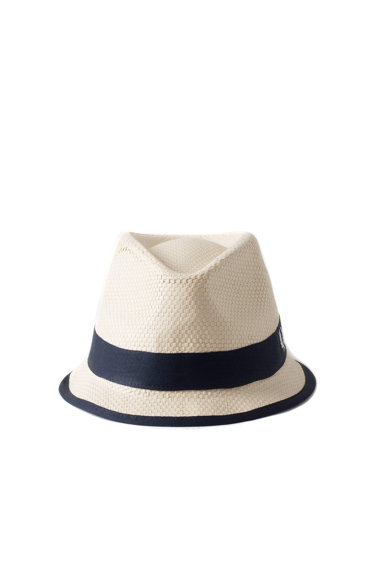 FRED PERRY : Straw Trilby (Natural)