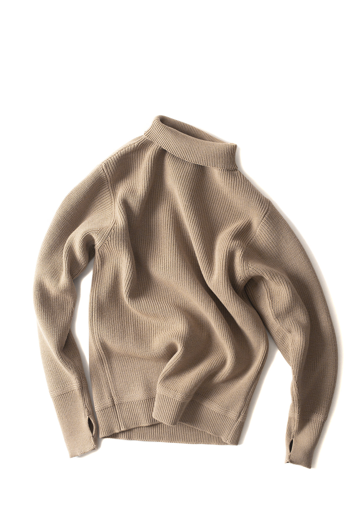 Andersen-Andersen : Sailor Turtleneck (Camel)