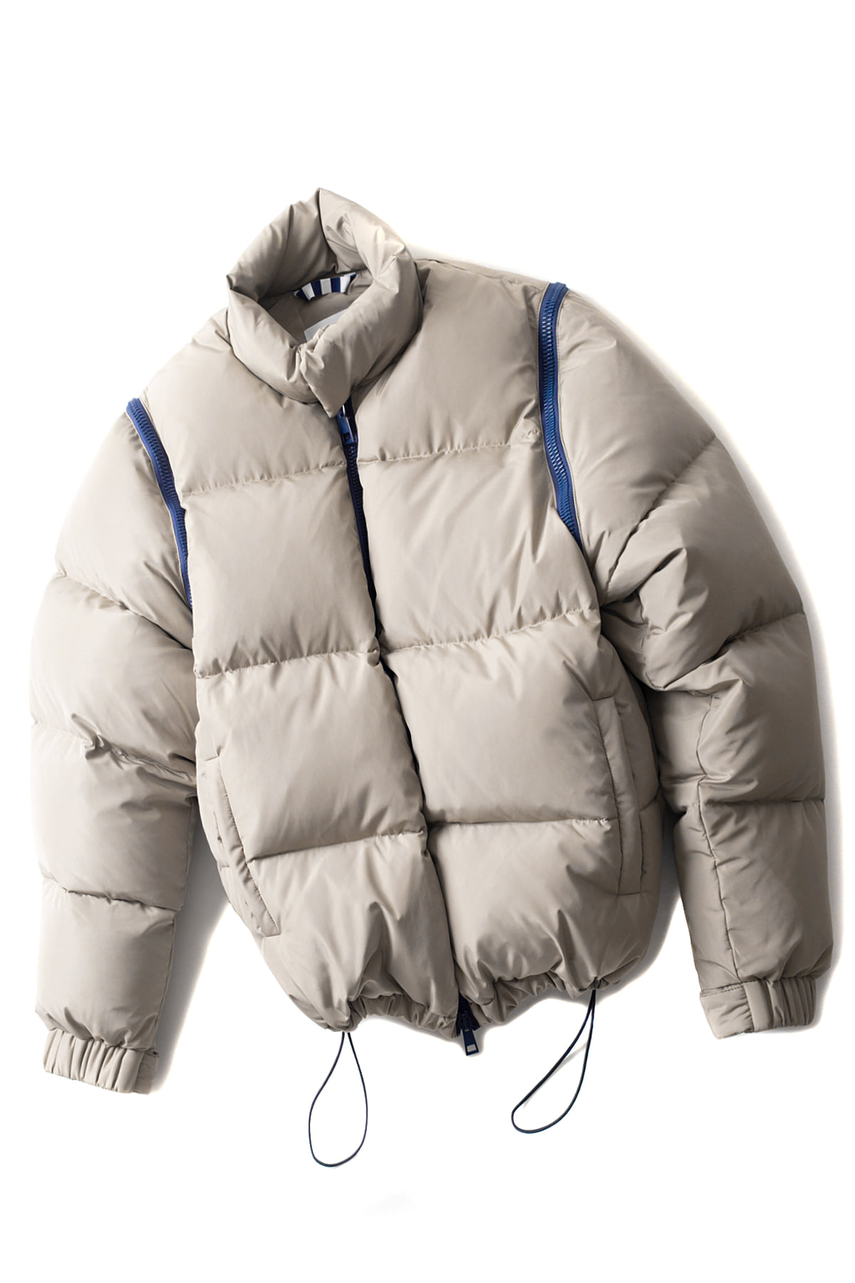 SUNNEI : Puffy Jacket (Beige)