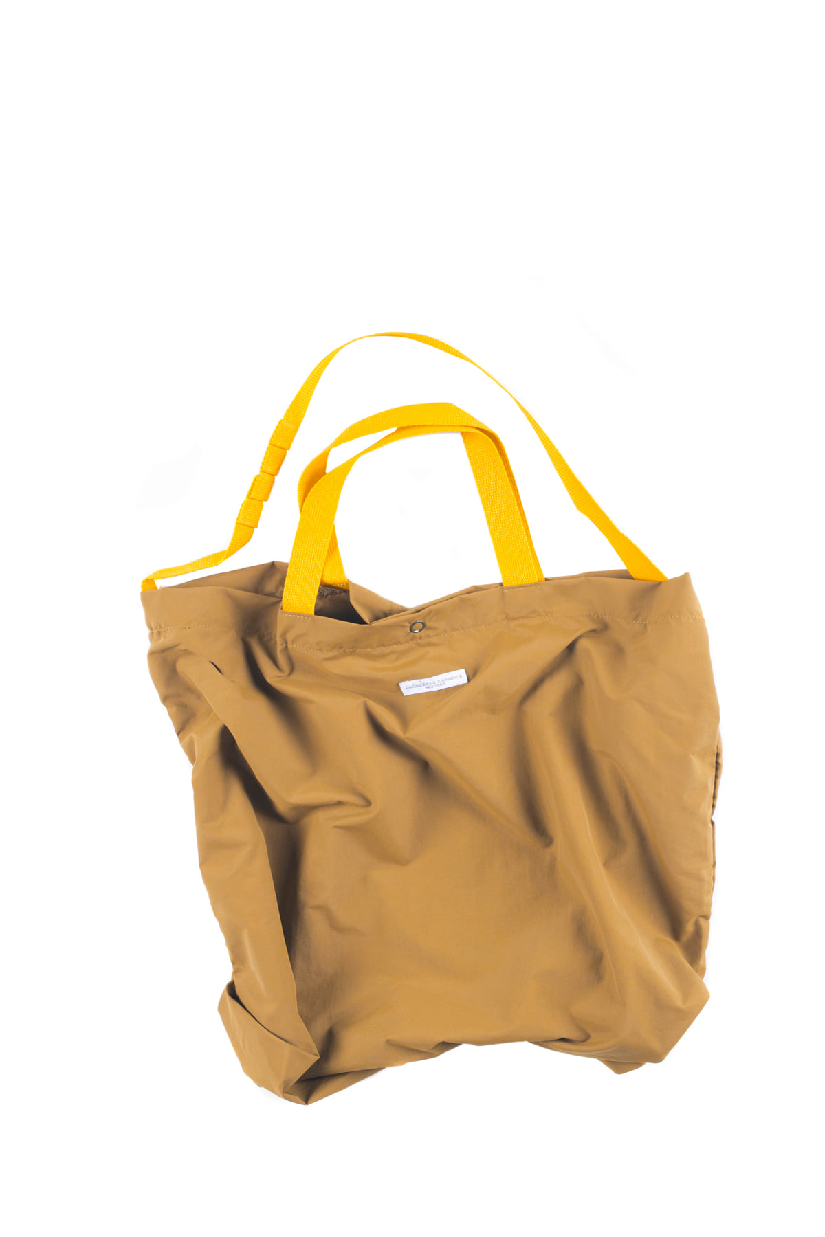 Engineered Garments : Carry All Tote (Yellow)