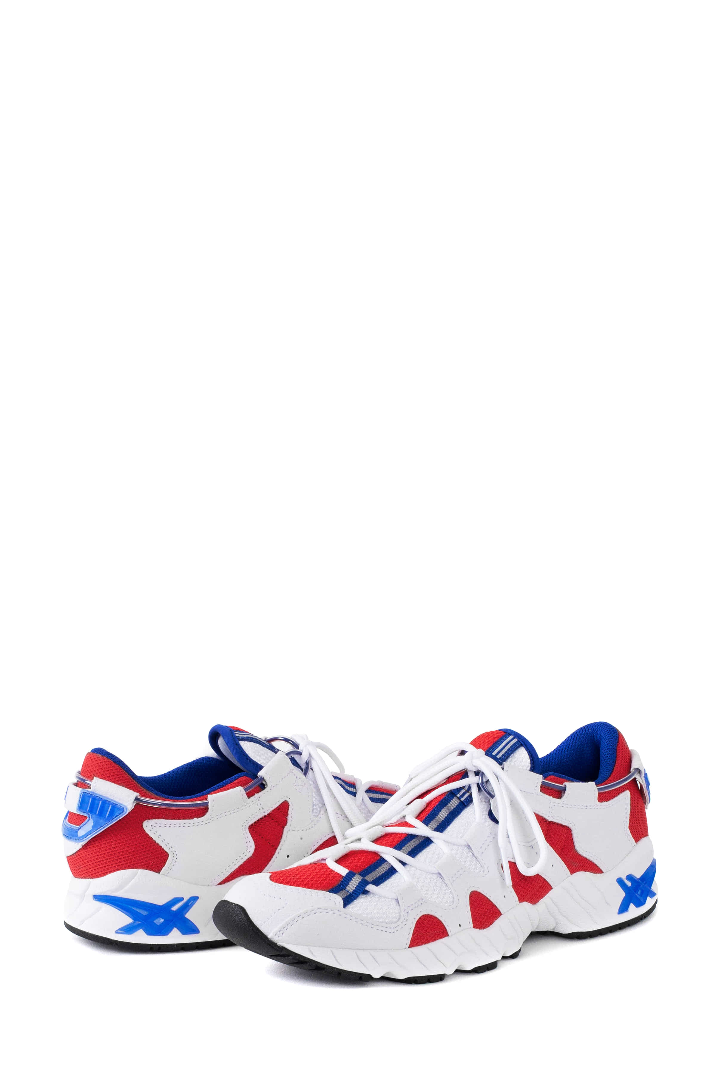 asics tiger : Gel-Mai (Red / White)