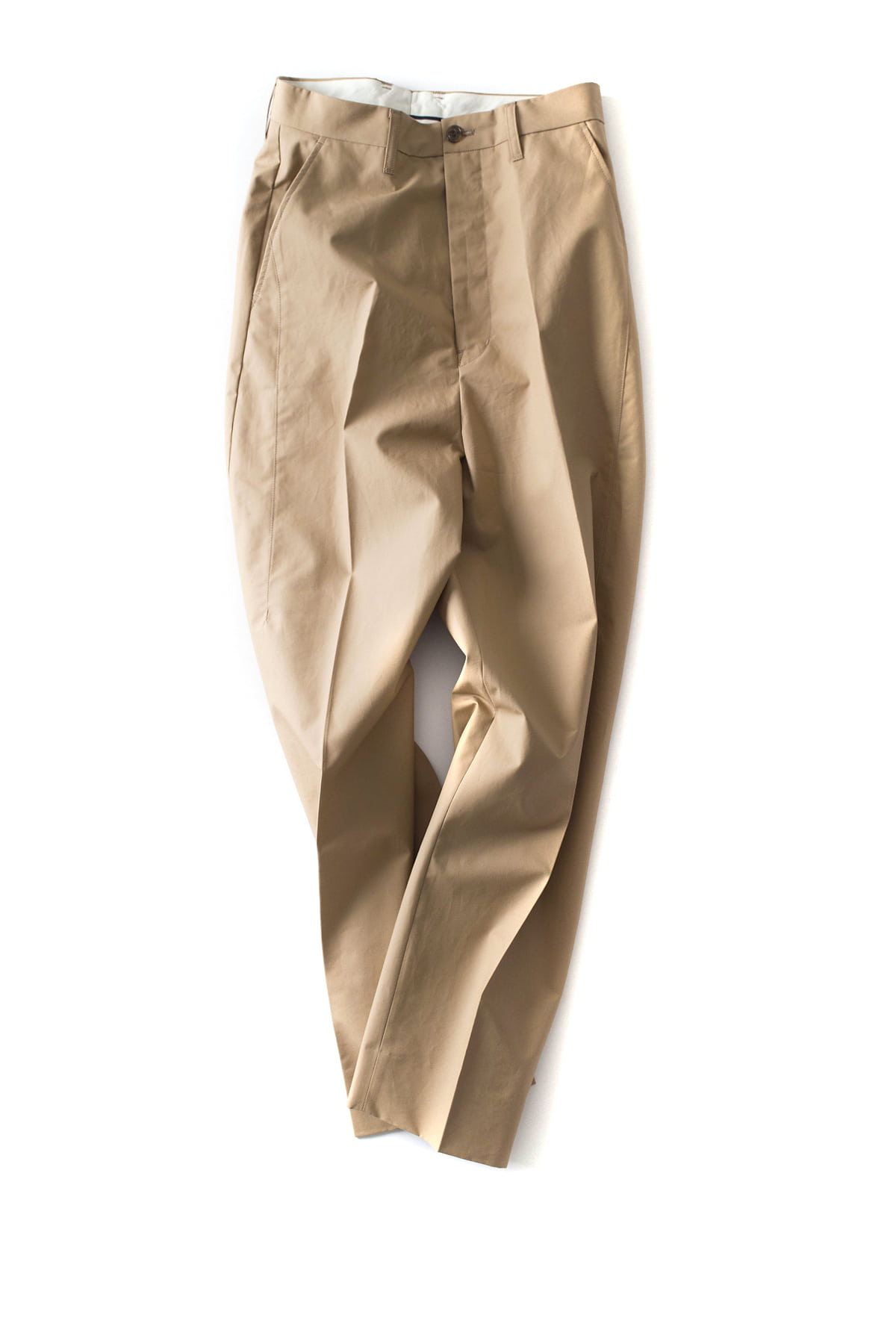 Name : Weather Cloth Tapered Pants (Beige)