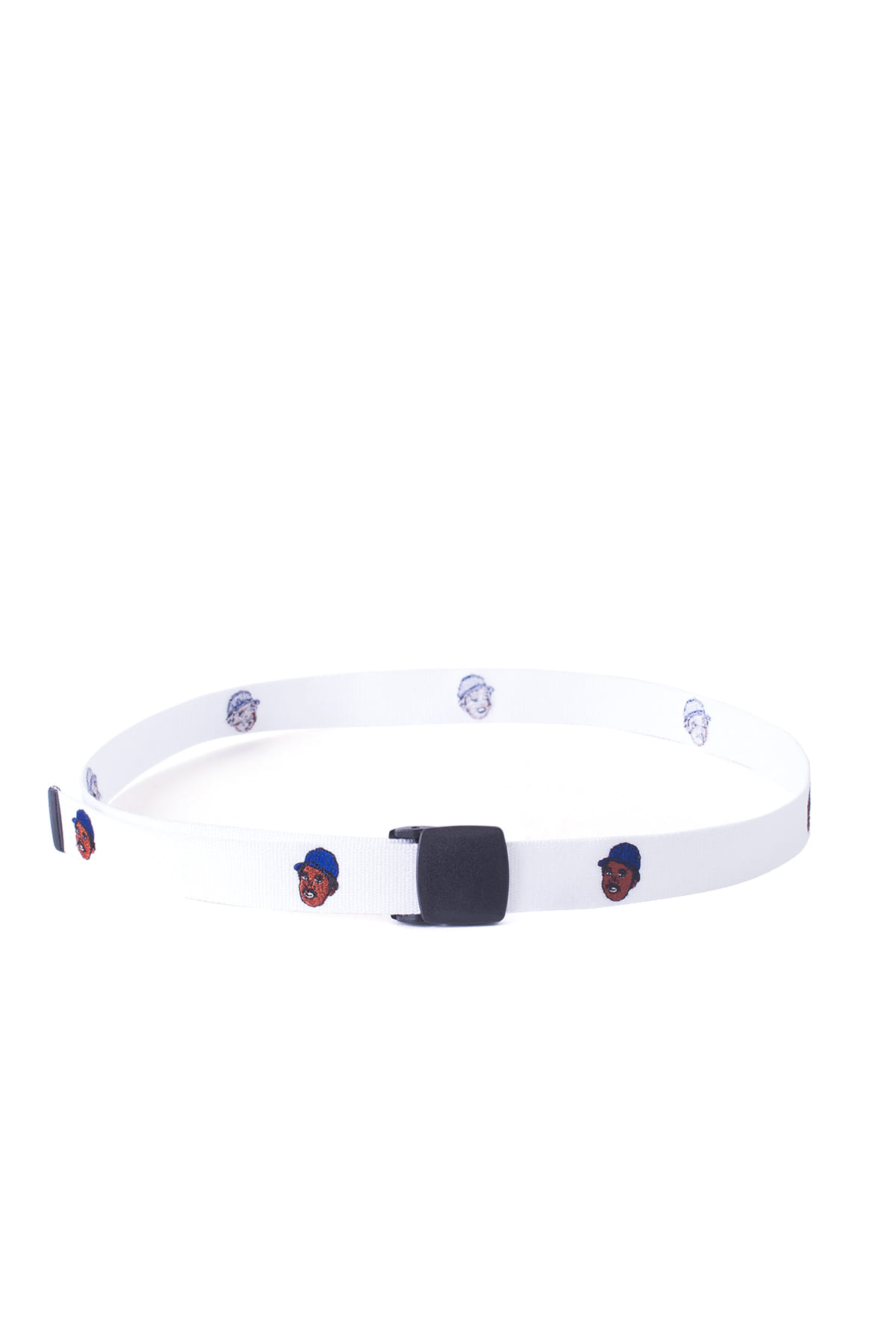 Infielder Design : Gacha Belt (Baseball White)
