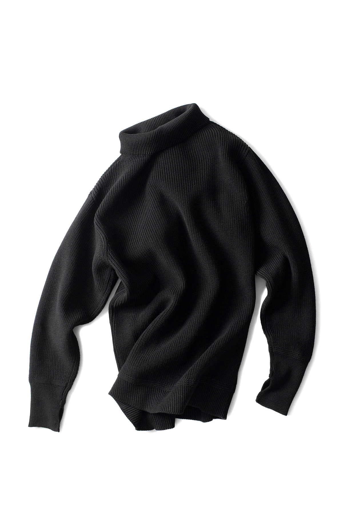 Andersen-Andersen : Sailor Turtleneck (Black)