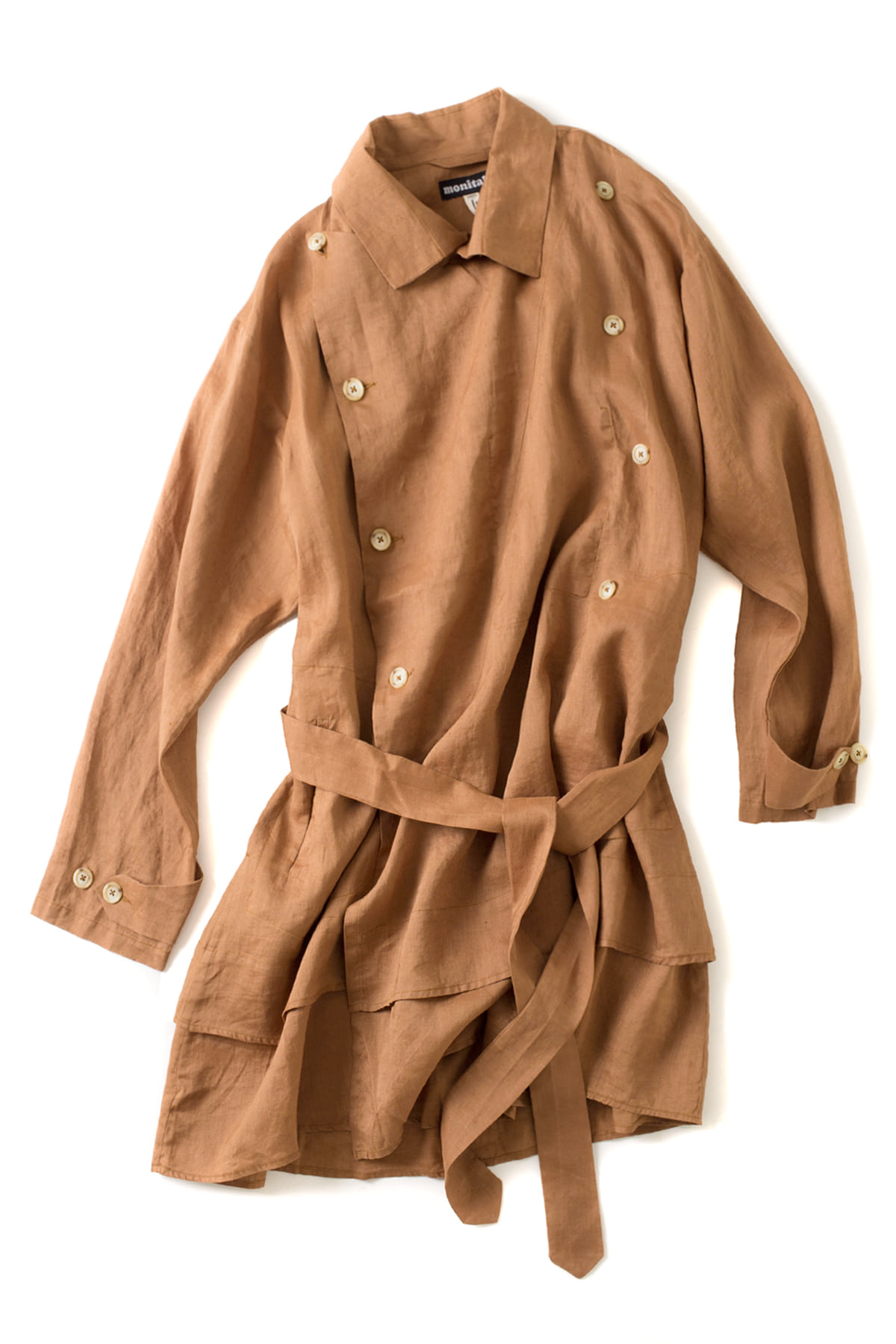MONITALY : Spring Coat (Brown)