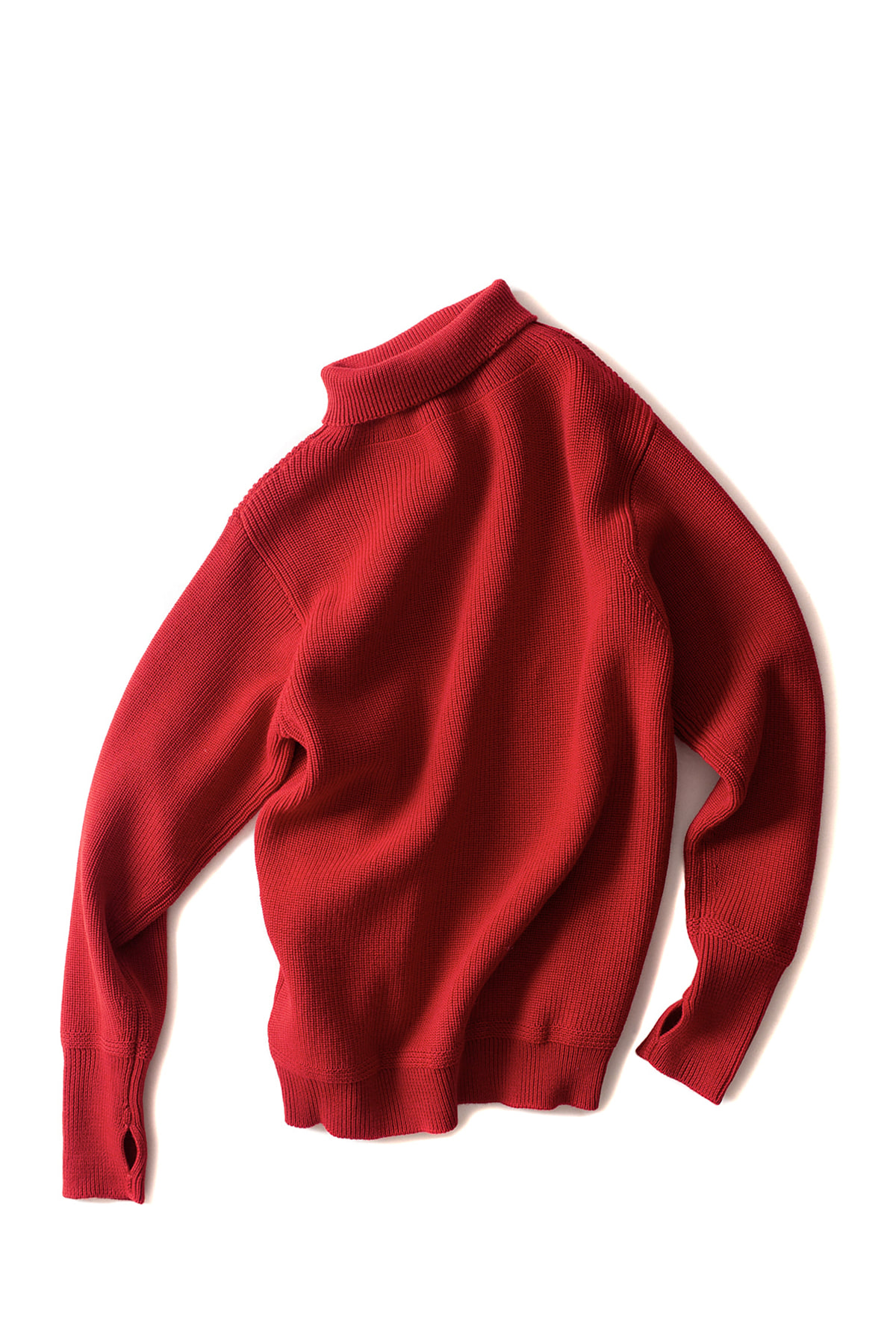 Andersen-Andersen : Sailor Turtleneck (Red)