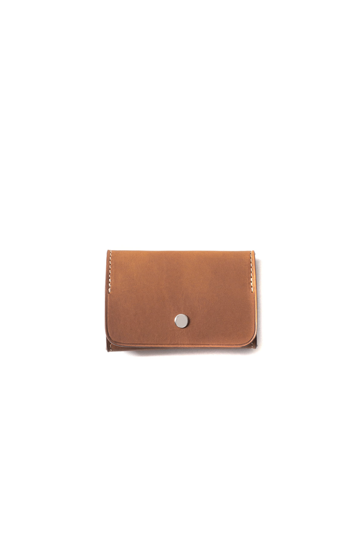 STEVE MONO : 09/9 Classic Coins Holder (Brown)