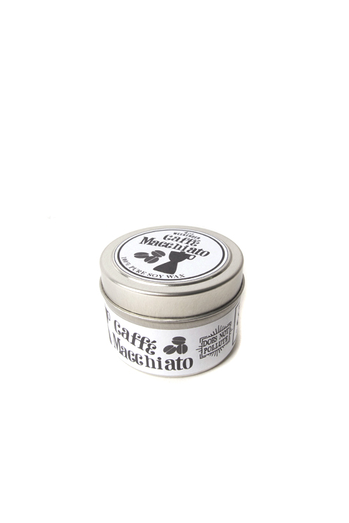 Ampersand Fine Candles : Cafe Macchiato (4oz)