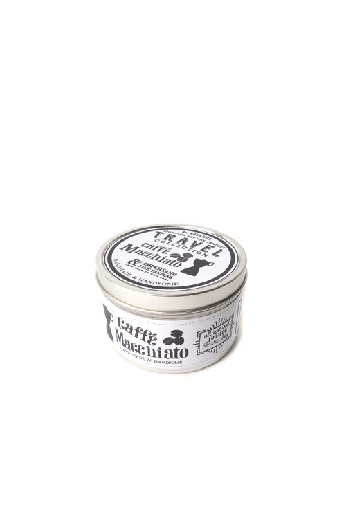 Ampersand Fine Candles : Cafe Macchiato (8oz)