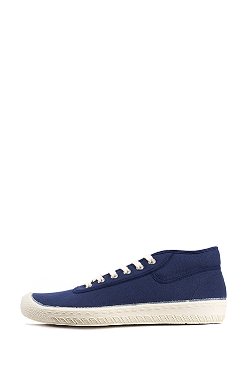 Barns Outfitters : Sneakers-mid (Navy)