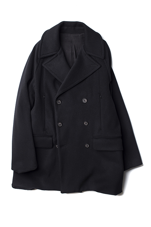 TEATORA : Document Coat double TX