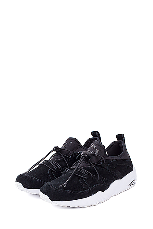PUMA : Blaze Of Glory Soft (Black)