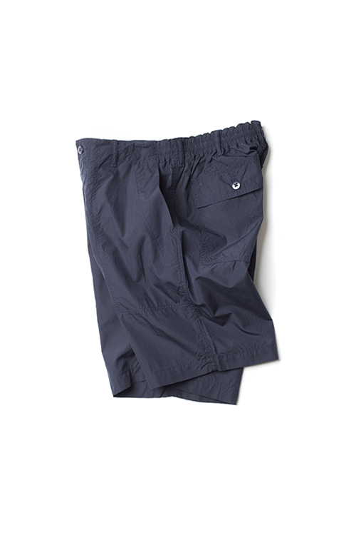 Kaptain Sunshine : Easy Utility Shorts (Navy)