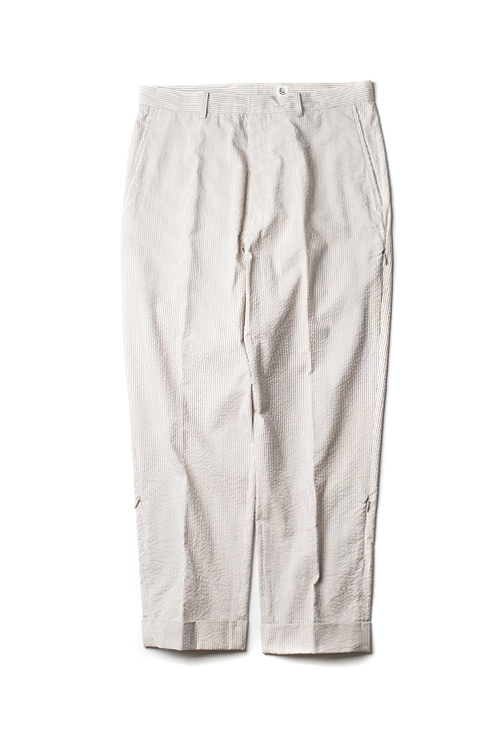 Kaptain Sunshine : Travel Trousers (G/Seer)