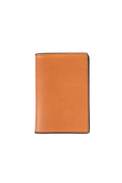 Tanner Goods : Travel Wallet (Saddle Tan)