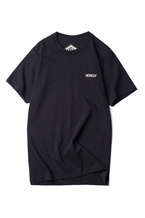 HERESY : Implements T-Shirts (Black)