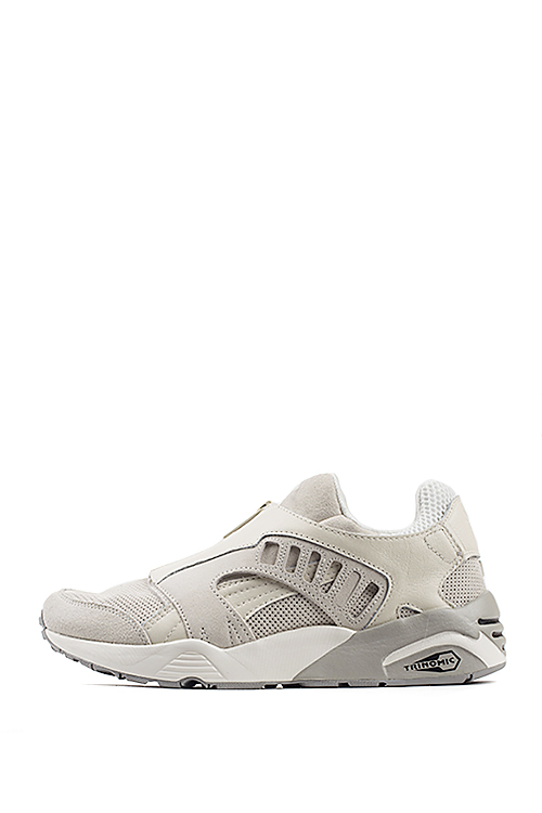 PUMA : Trinomic Zip (White)