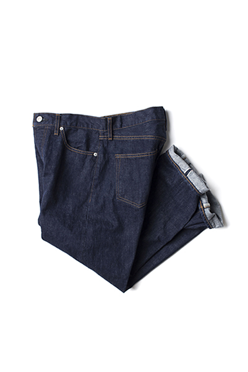 ordinary fits : 5pkt Ankle Denim (one wash)