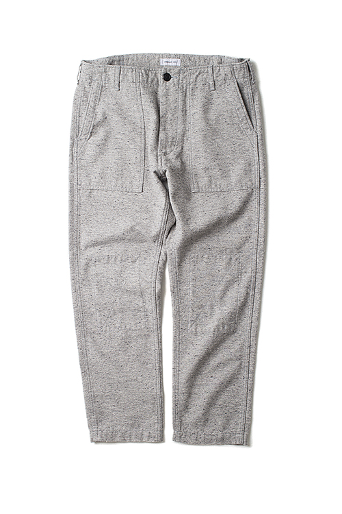 ordinary fits : Bare Foot Fatigue (Grey)
