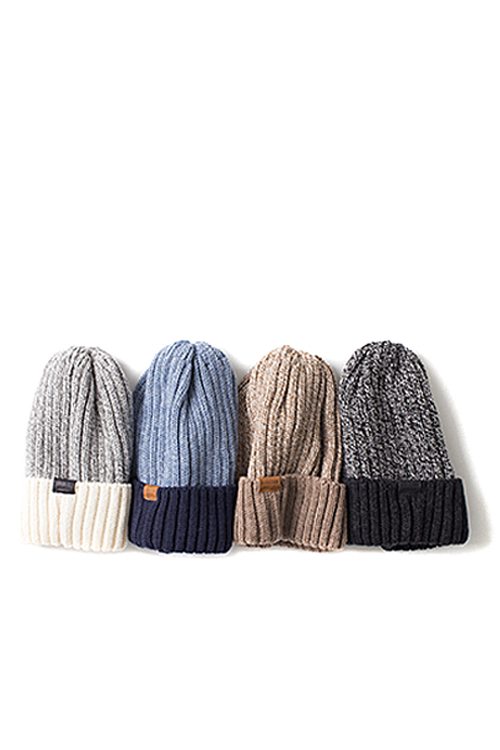 Infielder Design : Washable Knit Cap (4col)