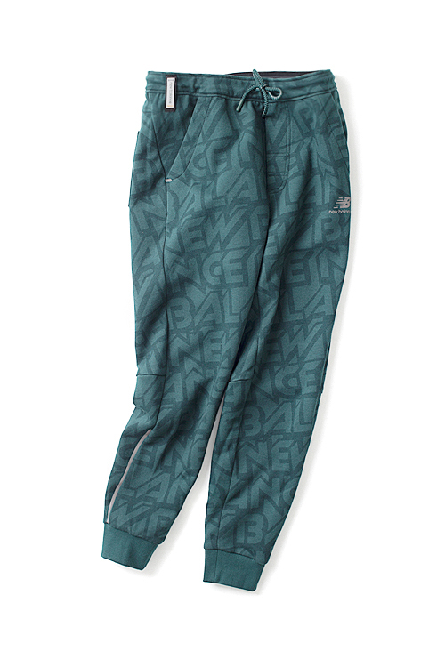 New Balance : Activewear Jogger Pants (Green)