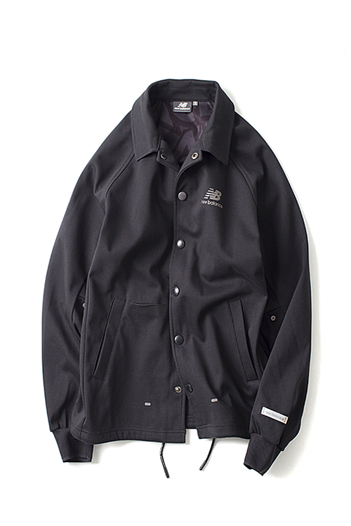 New Balance : Activewear Coach Jacket (Black)