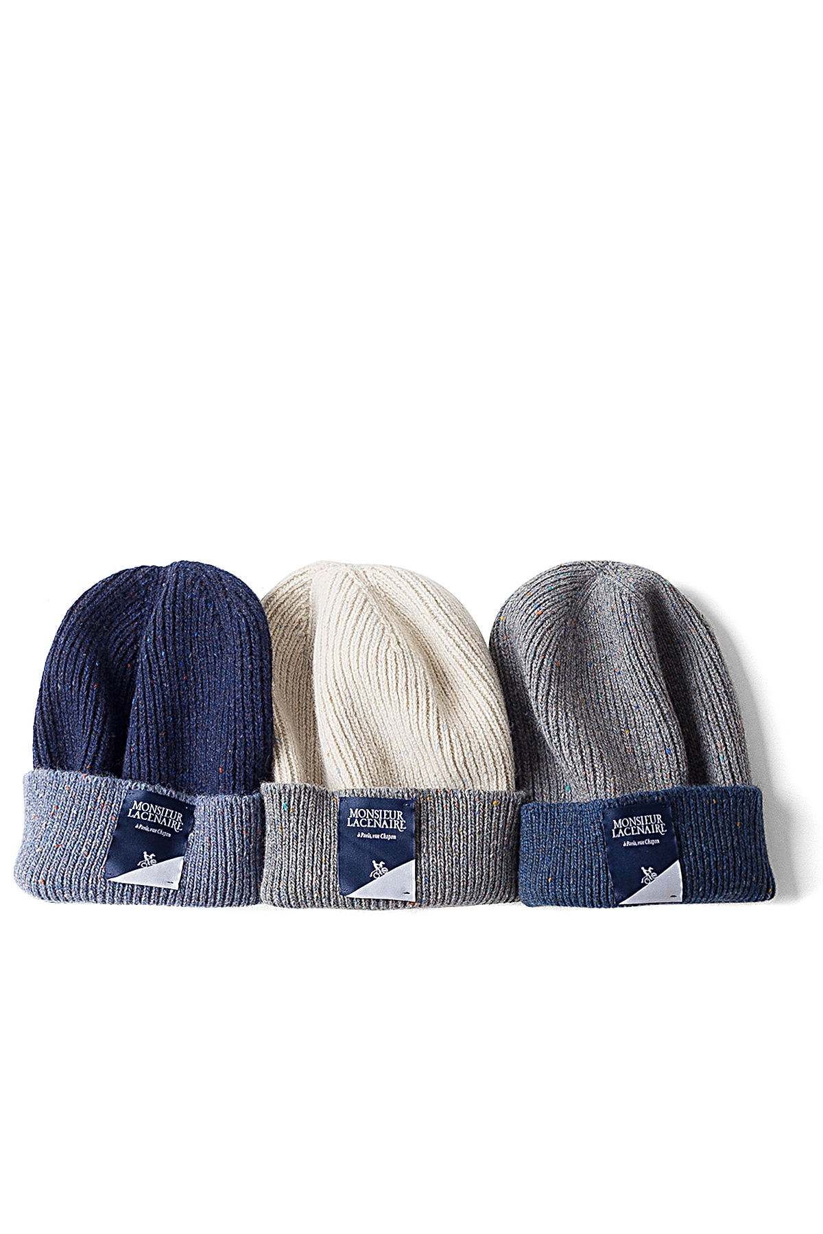 Monsieur Lacenaire : Knitted Hat (3col)