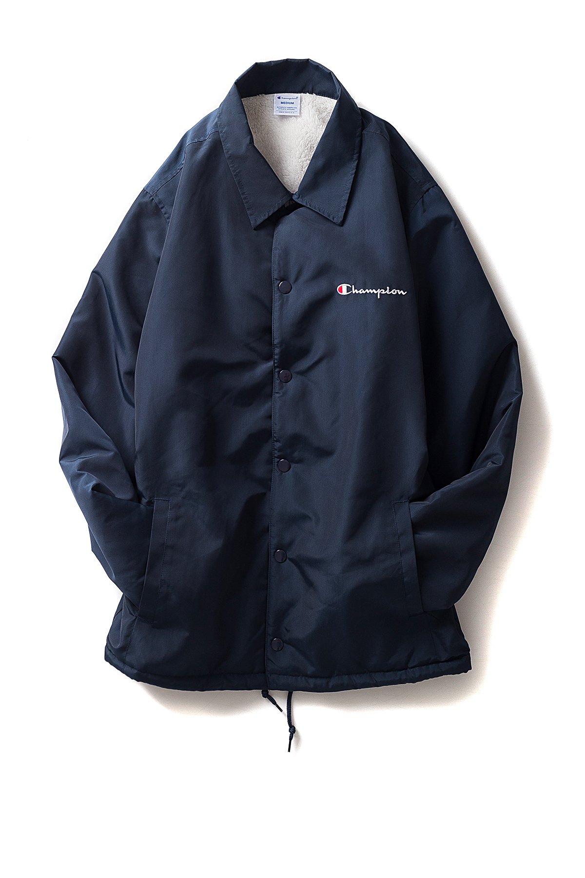 Champion : Action Style Coach Jacket (Navy)